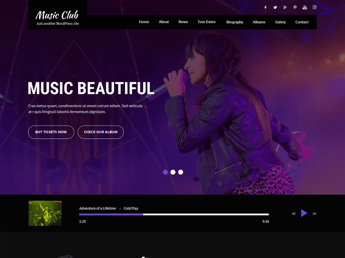 music club pro